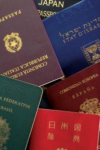 o passaporte nem sempre é suficiente pra viajar por exterior